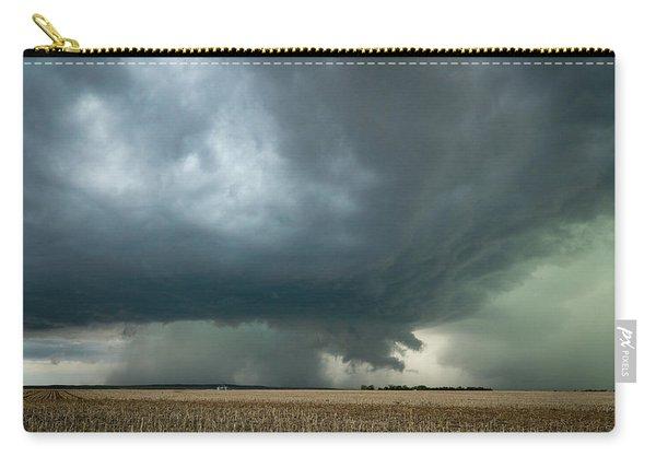 Nebraska Storm Carry-all Pouch