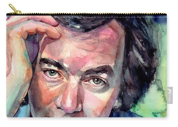 Neil Diamond Portrait I Carry-all Pouch