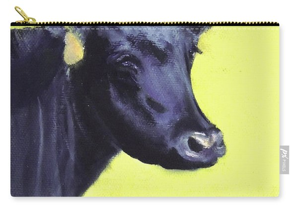 Nelson's Cow Carry-all Pouch