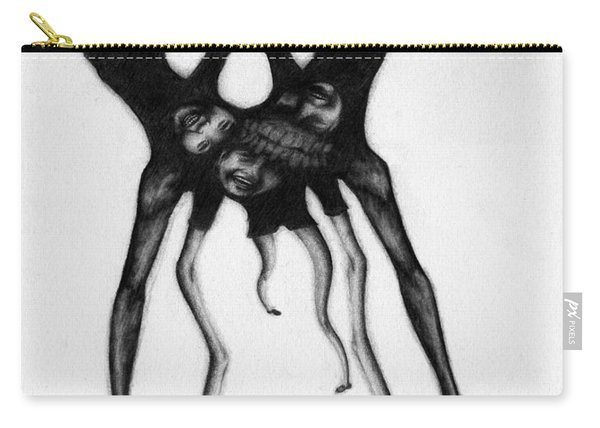 Never Letting Go... - Artwork Carry-all Pouch