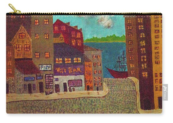 New Bedford Carry-all Pouch