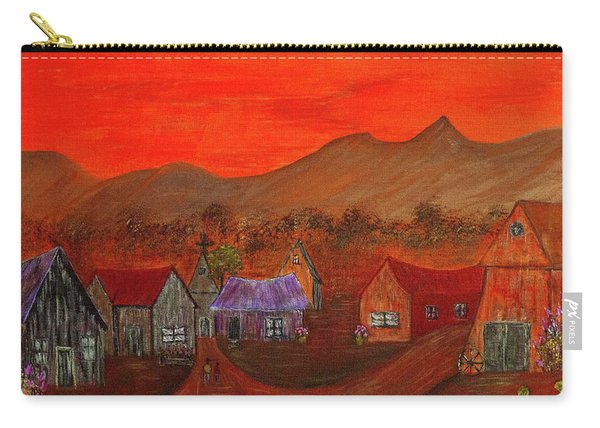 New Mexico Dreaming Carry-all Pouch
