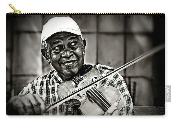 New York Street Fiddler Carry-all Pouch