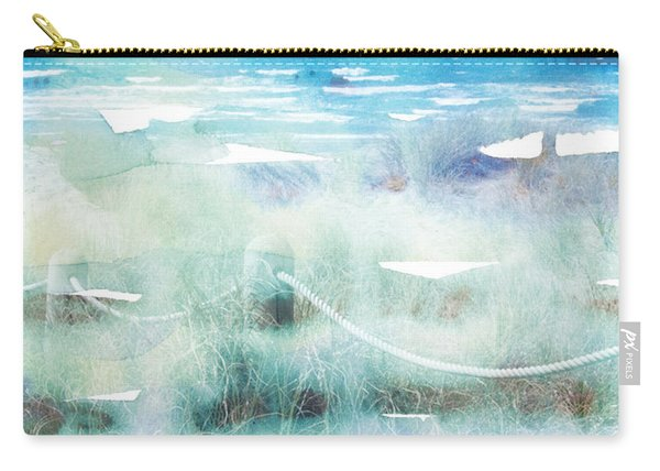 New Zealand Beachscape Carry-all Pouch