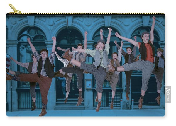 Newsies At The Artisan Center Theater Carry-all Pouch