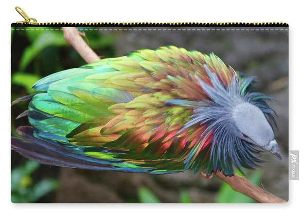 Nicobar Pigeon Carry-all Pouch