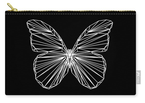 Night Batterfly Carry-all Pouch