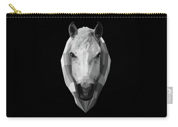 Night Horse Carry-all Pouch