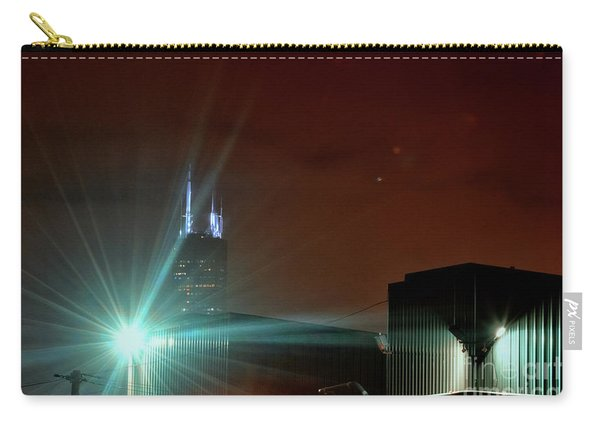Night In The Industrial City Carry-all Pouch