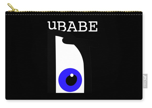 Night Of The Babe Carry-all Pouch