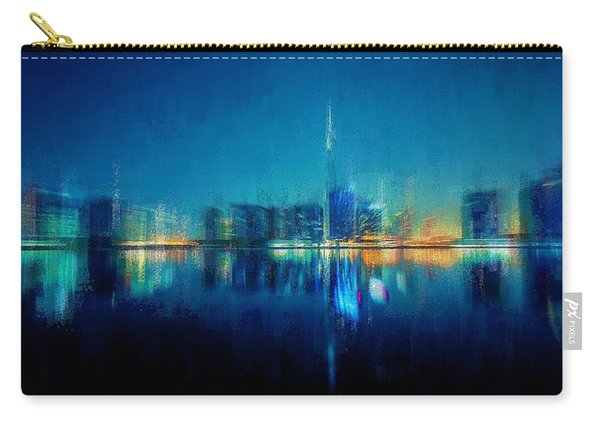 Night Of The City Carry-all Pouch