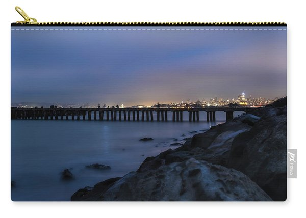 Night Pier- Carry-all Pouch