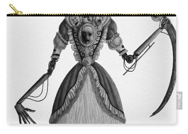 Nightmare Dolly - Artwork Carry-all Pouch