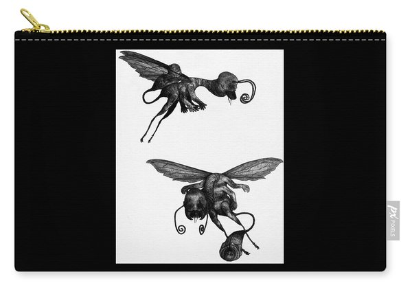 Nightmare Stinger - Artwork Carry-all Pouch