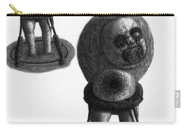 Nightmare Walker - Artwork Carry-all Pouch