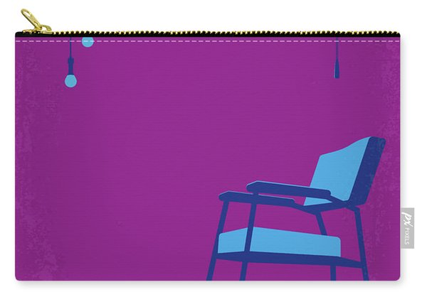 No1002 My Flashdance Minimal Movie Poster Carry-all Pouch