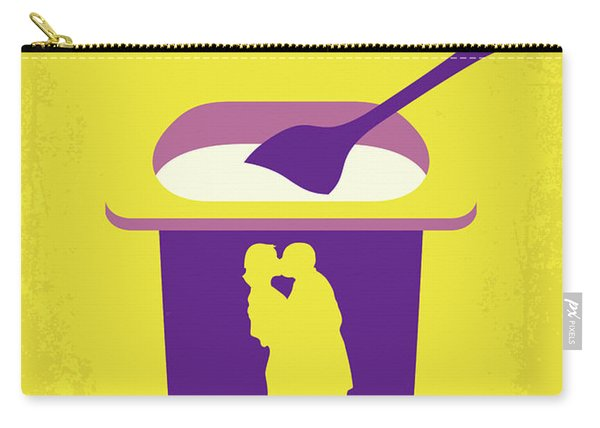 No1022 My Punch-drunk Love Minimal Movie Poster Carry-all Pouch