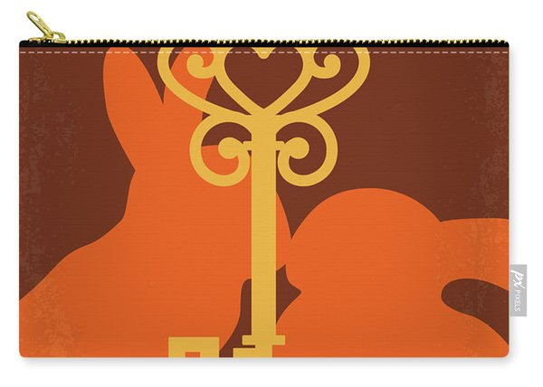 No1037 My The Favourite Minimal Movie Poster Carry-all Pouch
