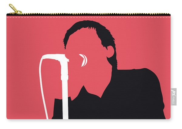No212 My Joy Division Minimal Music Poster Carry-all Pouch