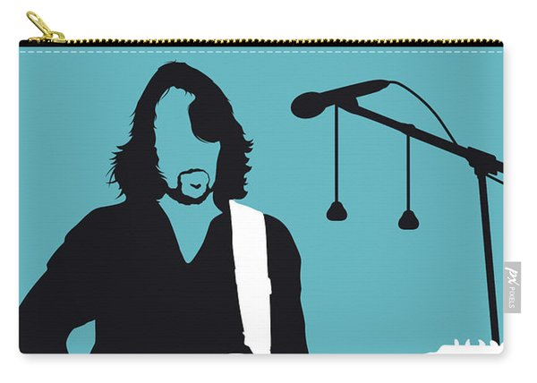 No215 My Supertramp Minimal Music Poster Carry-all Pouch