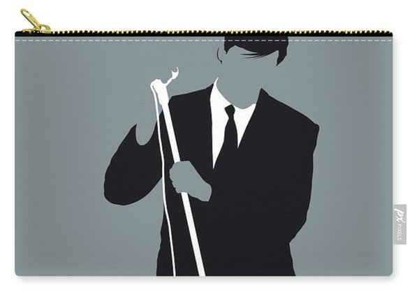 No237 My Roxy Music Minimal Music Poster Carry-all Pouch