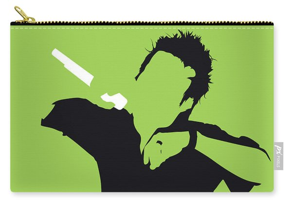 No246 My Michel Telo Minimal Music Poster Carry-all Pouch