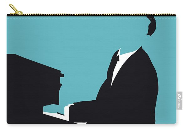 No255 My John Legend Minimal Music Poster Carry-all Pouch