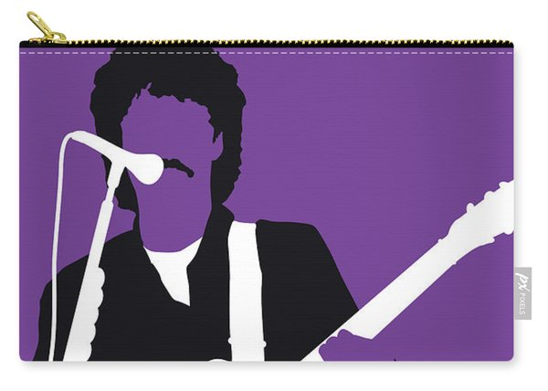 No271 My Hall And Oates Minimal Music Poster Carry-all Pouch