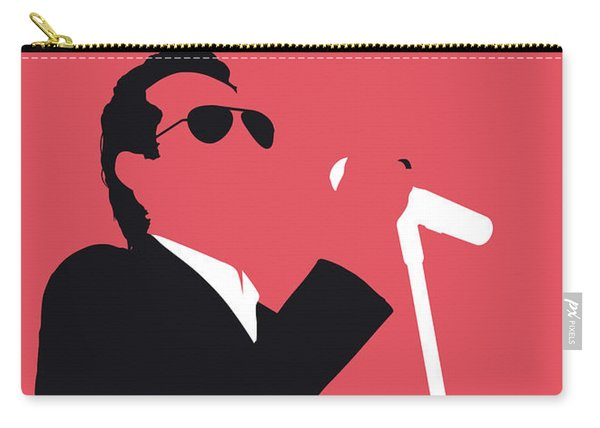 No292 My Marc Anthony Minimal Music Poster Carry-all Pouch