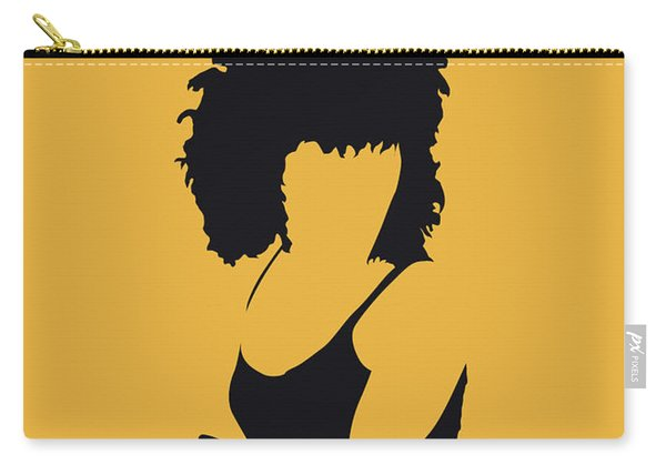 No304 My Pat Benatar Minimal Music Poster Carry-all Pouch