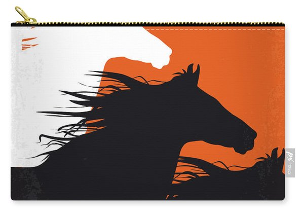 No989 My Ben Hur Minimal Movie Poster Carry-all Pouch