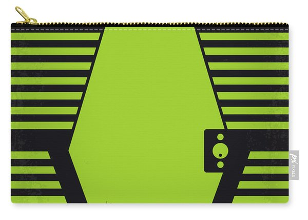 No991 My The Fly Minimal Movie Poster Carry-all Pouch