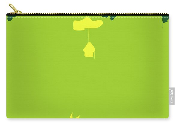 No993 My Big Fish Minimal Movie Poster Carry-all Pouch