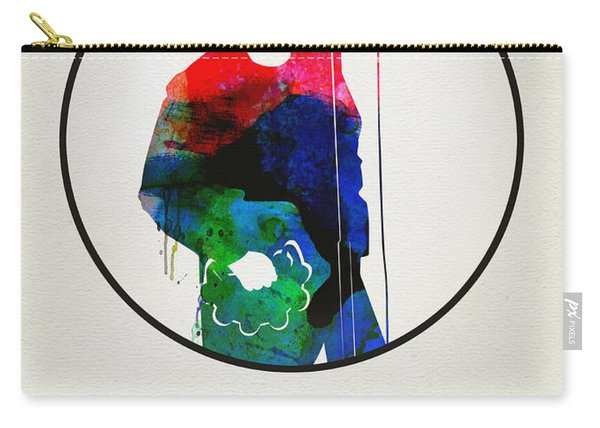 Noel Gallagher Watercolor Carry-all Pouch