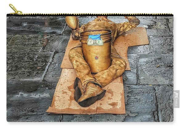 Nola Street Art Alive  Carry-all Pouch