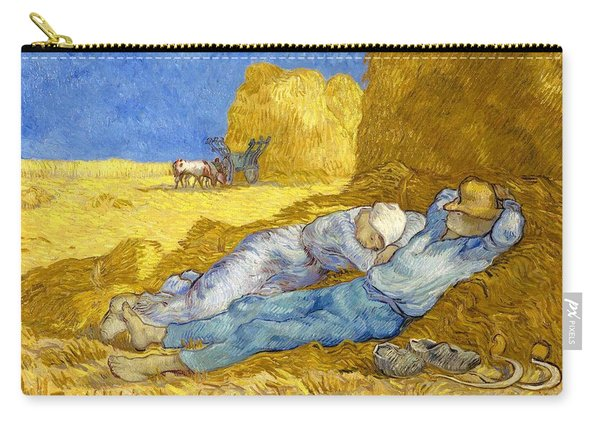 Noon-rest From Work - Digital Remastered Edition Carry-all Pouch