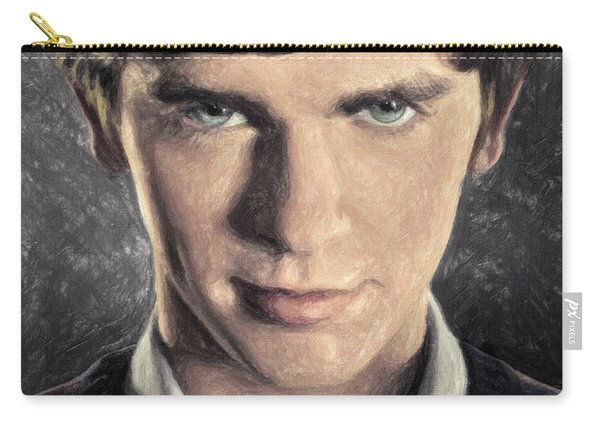 Norman Bates Carry-all Pouch