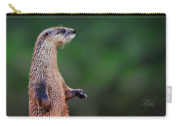Norman The Otter Carry-all Pouch