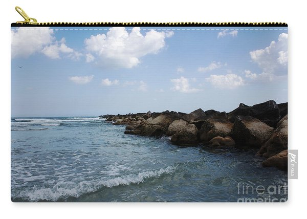 North Beach Jetty Carry-all Pouch