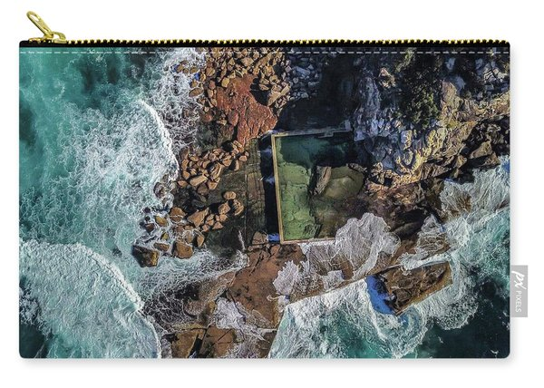 North Curl Curl Headland And Pool Carry-all Pouch