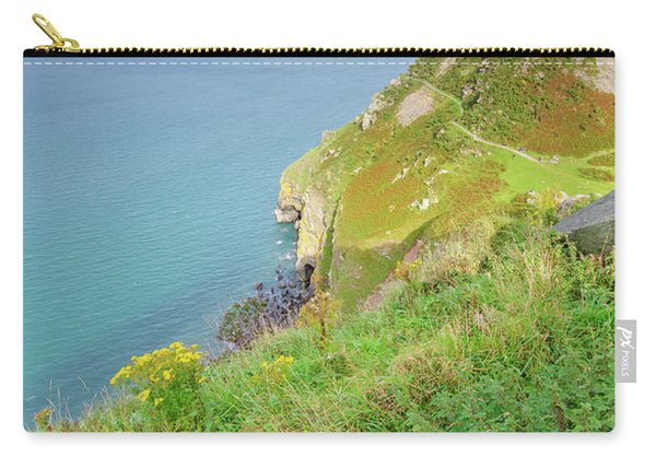 North Devon Views Carry-all Pouch