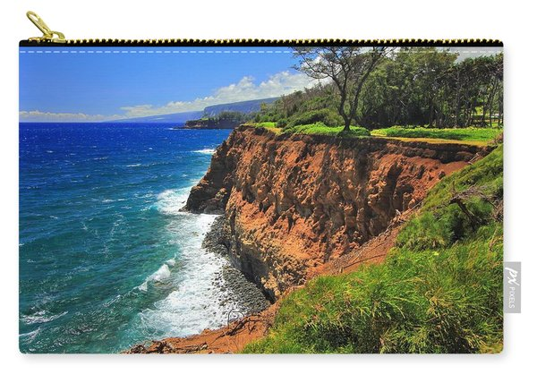 North Hawaii View Carry-all Pouch