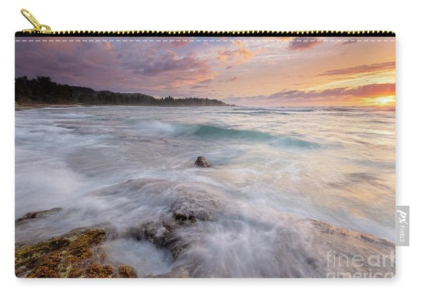 North Shore Sunset Surge Carry-all Pouch