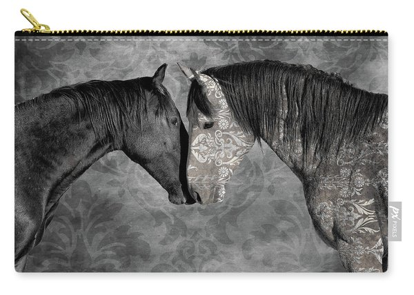 Not Always Black And White Carry-all Pouch