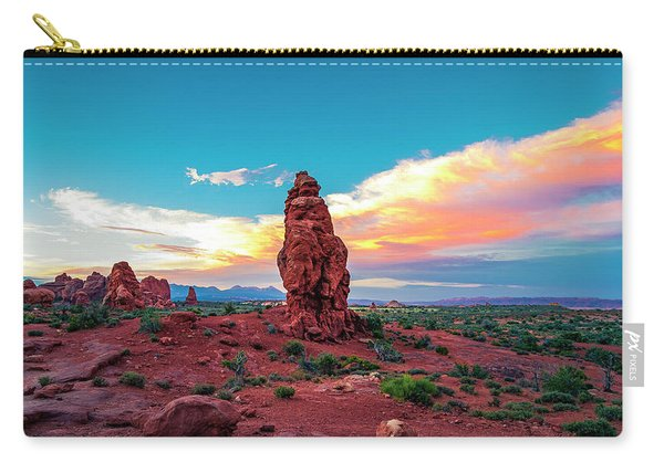 Not Just About Arches... Carry-all Pouch