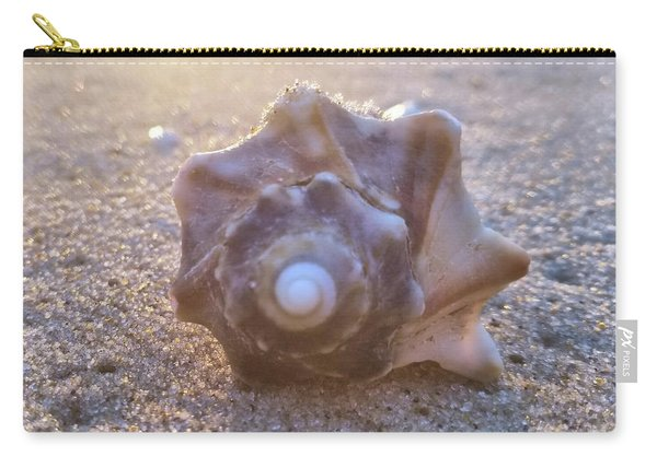 Nuclear Whorl Carry-all Pouch