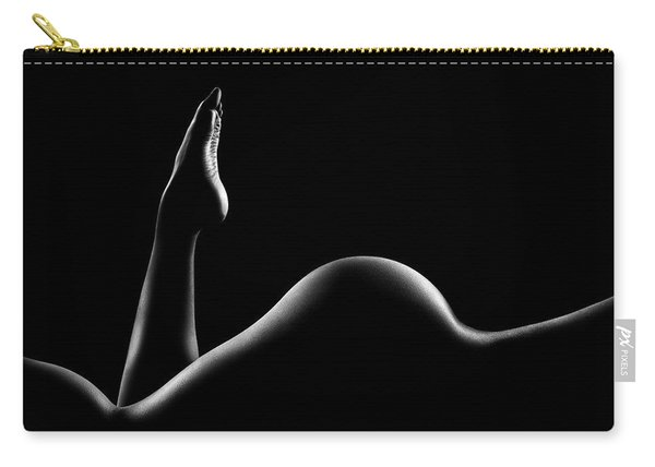 Nude Woman Bodyscape 14 Carry-all Pouch