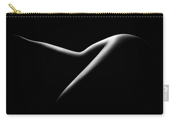 Nude Woman Bodyscape 15 Carry-all Pouch