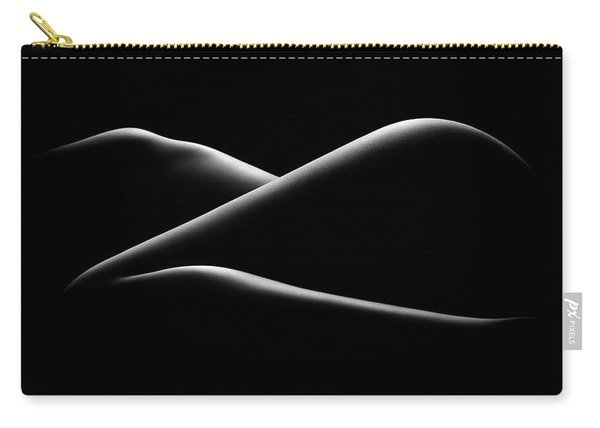 Nude Woman Bodyscape 17 Carry-all Pouch