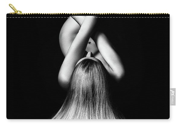 Nude Woman Bodyscape 2 Carry-all Pouch